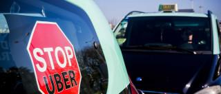Taxistas querem que Governo apreenda carros da Uber