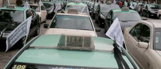 Bloco critica legalização da Uber sem alterar regulamentação do táxi