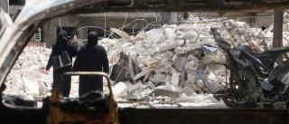 Pelo menos 10 mortos em nova série de bombardeamentos na Síria
