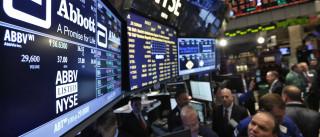 Wall Street encerra com fortes ganhos, com Dow Jones a subir 0,73%