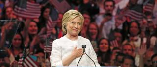 Hillary Clinton diz que Tim Kaine é o oposto de Donald Trump