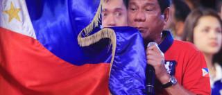 Nas Filipinas dá-se recompensas por polícias ligados a tráfico de droga