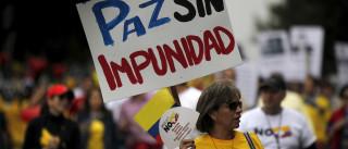 Governo da Colômbia e FARC tentam resgatar acordo de paz