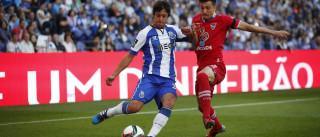 Oficial: Óliver Torres está de regresso ao FC Porto.