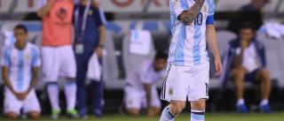 Regresso de Messi à seleção argentina 'custa' oito milhões