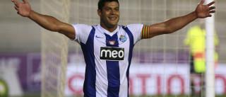 Hulk não esquece 'querido' FC Porto e deixa elogios a Brahimi