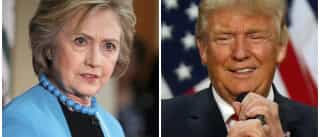 Após convenção, Trump sobe nas sondagens e ultrapassa Hillary