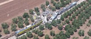 Autoridades italianas confirmam morte de 23 pessoas em acidente ferroviário