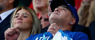 """Maradona defende Portugal: """"Jogou de acordo com os seus recursos"""""""