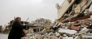 Síria: Crimes de guerra enfrentam longo caminho até à condenação