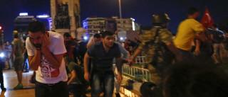 Mais de 35 mil detidos na Turquia após tentativa de golpe de Estado