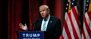 Trump: Franceses devem ser mais controlados para entrar na América