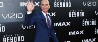 Fundador da Amazon dá um milhão para defesa de liberdade de imprensa