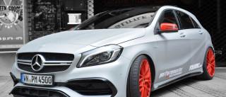Um Mercedes diferente... e com 410 cv
