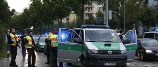 Segundo tiroteio em Munique