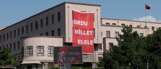 Turquia: Detenções podem durar até 30 dias