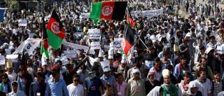 Pelo menos 20 pessoas morreram num atentado em Cabul