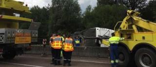 França: Acidente com autocarro faz 15 feridos, dois com gravidade
