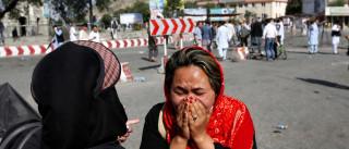 Número de mortos no ataque suicída em Cabul subiu para 80