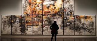 Colecionadores de arte compram cada vez mais em leilões online