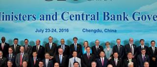 "Brexit ""reforça incertezas"" para a economia mundial"