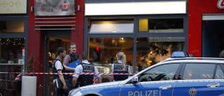 """Ataque mortal com machete na Alemanha terá sido """"crime passional"""""""