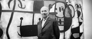Desvendada a 'Materialidade e metamorfose' de Miró em Serralves