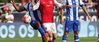 Rafa Silva escolheu FC Porto e já negoceia com os 'dragões'