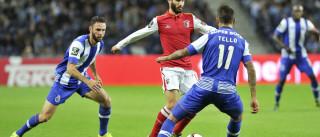 Acordo Benfica-Rafa não impede FC Porto de fazer derradeira tentativa