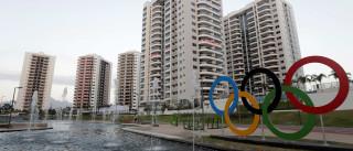"""Cidade Olímpica """"está banhada por m..."""" Palavra de biólogos"""