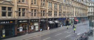 Fuga de gás obriga a evacuar rua no centro de Londres