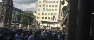 Estação de metro em Londres foi evacuada