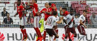Torino vence Benfica nos penáltis e leva Eusébio Cup para Itália