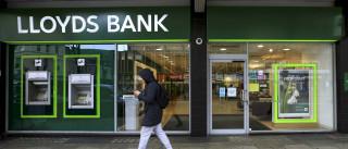 Banco Lloyd's vai cortar 3.000 postos de trabalho e fechar 200 agências