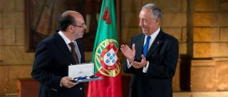 "Marcelo condecorou APDP pelo ""papel pioneiro"" na luta contra a diabetes"