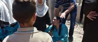 Síria: Coligação militar liderada pelos EUA admite mais vítimas civis
