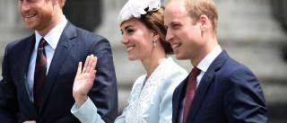 Qual é o segredo da popularidade de família real inglesa?