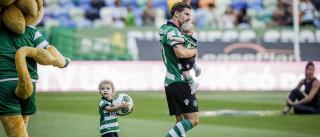 Sporting estuda proposta por Adrien Silva