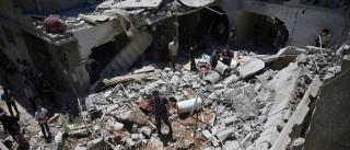 Bombardeamento contra maternidade fere bebés em incubadoras
