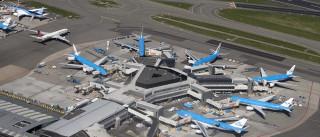 Aviso de terrorismo obriga a reforçar segurança no aeroporto de Schipol