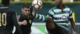 Oficial: Naldo já não é jogador do Sporting