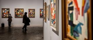 Exposição de Amadeo a recriar no Porto acendeu debate artístico