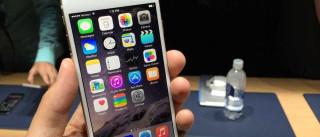 Ecrã do iPhone 6 deixa de ser sensível ao toque