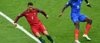 """""""Lesão de Ronaldo foi problema para a França e vantagem para Portugal"""""""