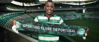 """Campbell revela que a escolha de ir para o Sporting foi """"pessoal"""""""