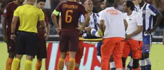 Maxi Pereira abandonou estádio de canadianas e é dúvida para Alvalade