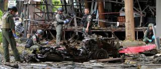 Pelo menos um morto e mais de 30 feridos em atentado na Tailândia