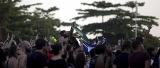 Brasil: Rock in Rio leva Plácido Domingo à Amazónia