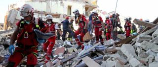 Primeiro-ministro confirma um total de 120 mortos em sismo em Itália