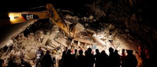Novo balanço aponta para 281 vítimas mortas em Itália